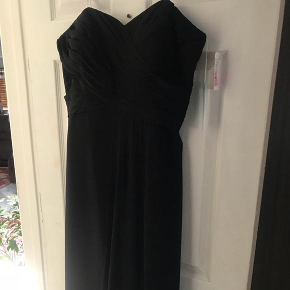 Dresses Long Black Elegant Dress Poshmark